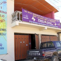 Fundemunis kontor og mødelokale i Ocotal.